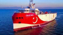 La Turquie renvoie son navire controversé en Méditerranée orientale