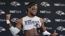 Former NFL WR Chad Johnson says Marlon Humphrey is 'basically Thanos'