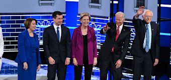 The real Democratic debate: Who can defeat Trump?