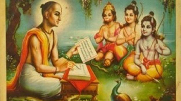 who is the writer of ramayan