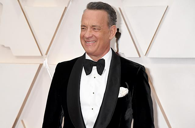 Apple TV+ snaps up another Tom Hanks movie
