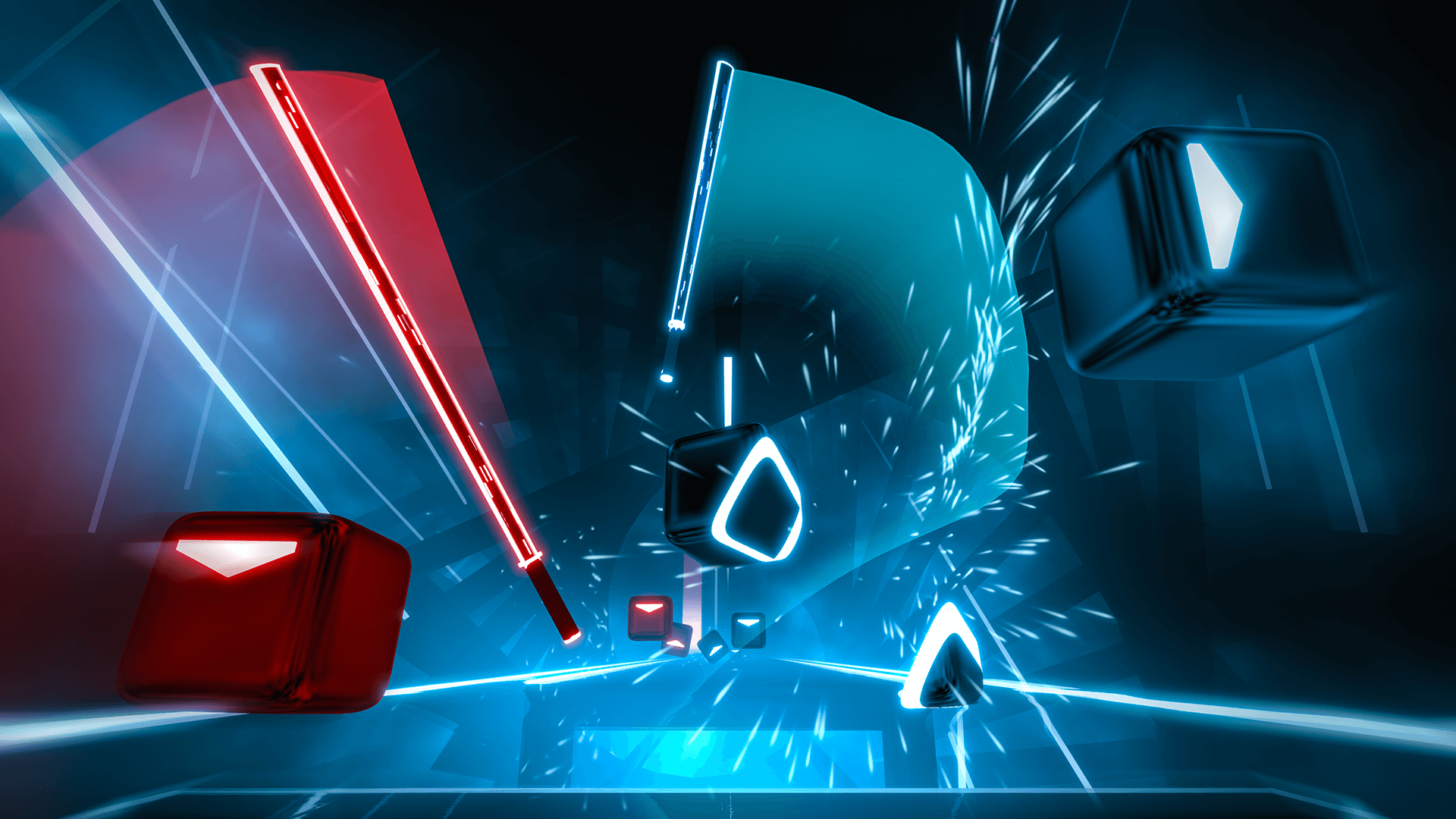 Facebook Buys The Maker Of The Popular Vr Game Beat Saber