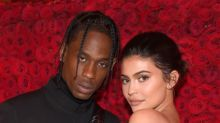 Kylie Jenner supported Travis Scott at his music festival