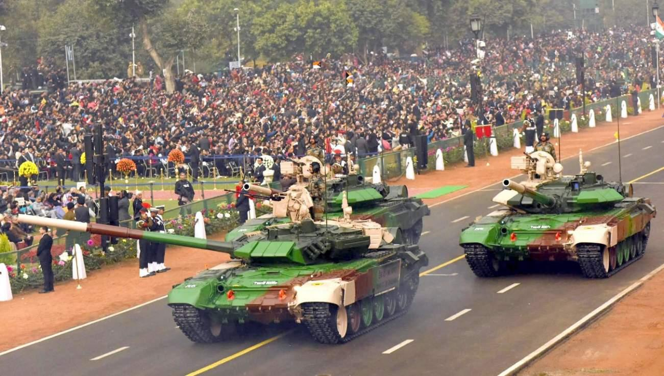 Tanks, Ships, and Assault Rifles: India Still Buys Most of its Weapons from Russia