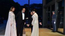 Melania Trump trägt bei Staatsbesuch in Japan Kleidung für über 11.000 €