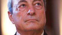Repunte de inflación depende de tasas bajas de mercado hasta mediados 2019: Draghi de BCE