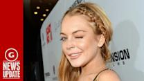 Lindsay Lohan Claims Rockstar Used Her Likeness - GS News Update