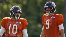 Nick Foles or Mitch Trubisky? Bears not revealing who starts at QB until season opener