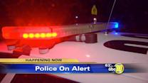 FPD is heavily armed and on guard after threats