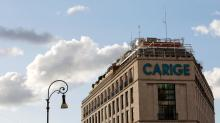 Rome scrambles to swerve Carige bank bailout after BlackRock pulls out