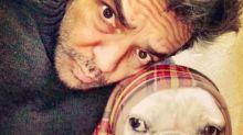 Eugenio Derbez quiere convertir a su bulldog Fiona en una influencer