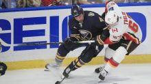 Ex-Sabre Zach Bogosian finally appears in playoffs for Tampa Bay