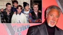 Which TAKE THAT star has Sir Tom Jones given the green light to play him in a movie?