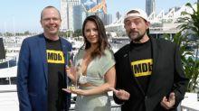Olivia Munn Receives the IMDb STARmeter Award Aboard the #IMDboat at San Diego Comic-Con