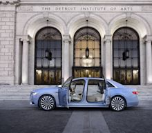 Every Photo You Need to See of the $100,000 Lincoln Continental Coach