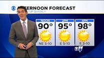 Jeff Jamison's Midday Forecast