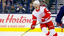 Red Wings' Green to undergo cervical spine surgery