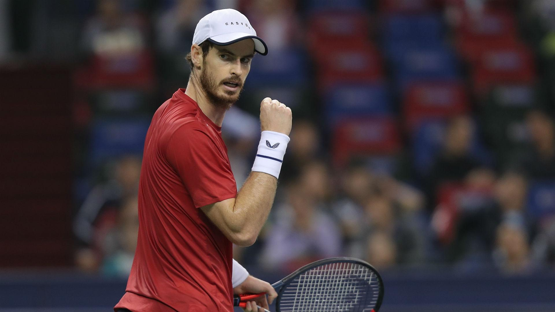 He S Not Losing Ground Becker Expects Murray To Benefit From Tennis Hiatus