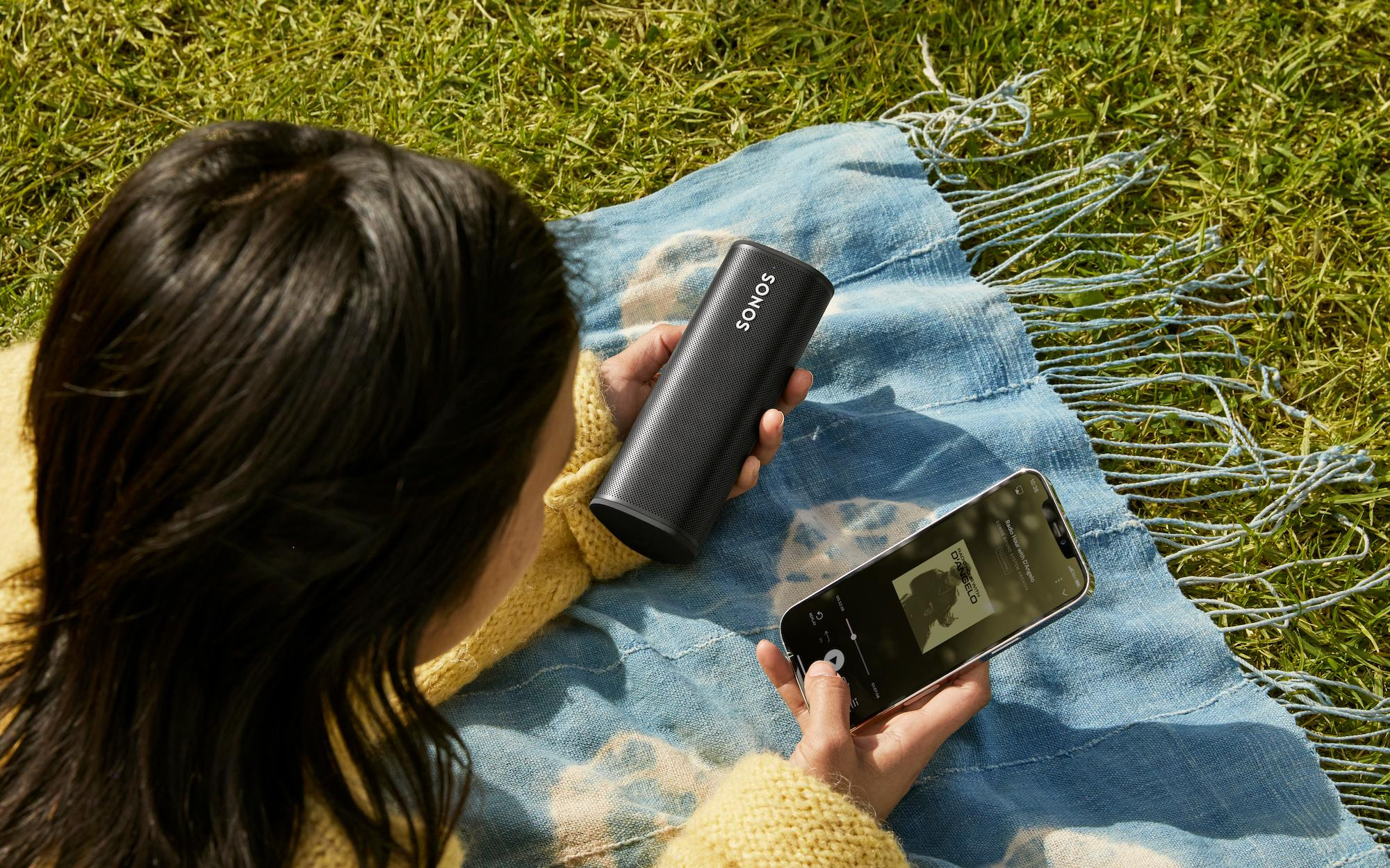 The Roam is Sonos' cheapest and most portable speaker yet