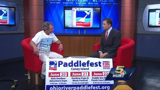 Countdown begins for largest paddling event in nation