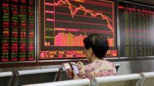 Global Markets: Asia stocks sag on oil's slide, dollar dips before Fed testimony