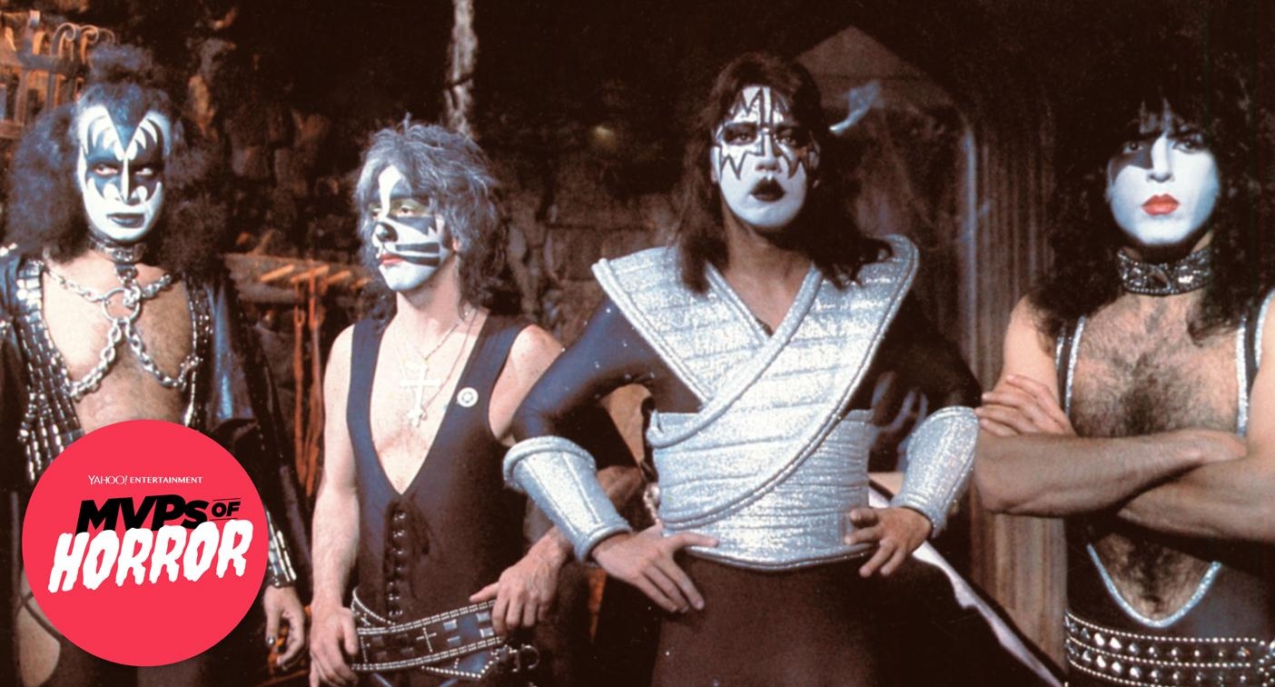 MVPs of Horror: KISS revisits 'Phantom of the Park,' 40 years later — 'Wow, that was weird'