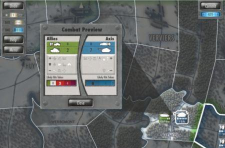 Daily iPad App: Battle of the Bulge is brilliant but obscure historical simulation