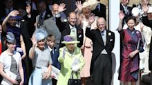 The royal family's first same-sex wedding is taking place this year