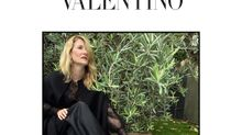 Laura Dern Stars in Valentino's New DIY Campaign