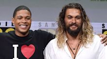 Jason Momoa Backs Ray Fisher's Claims of Misconduct on Justice League Set: 'Serious Stuff Went Down'