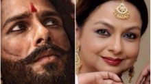 EXCLUSIVE! THIS is what Shahid Kapoor's MOTHER Neelima Azim REALLY thinks of his LOOK in PADMAVATI!