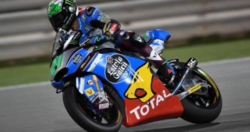 Moto - Moto 2 - USA - Franco Morbidelli remporte le Grand Prix des Amériques à Austin