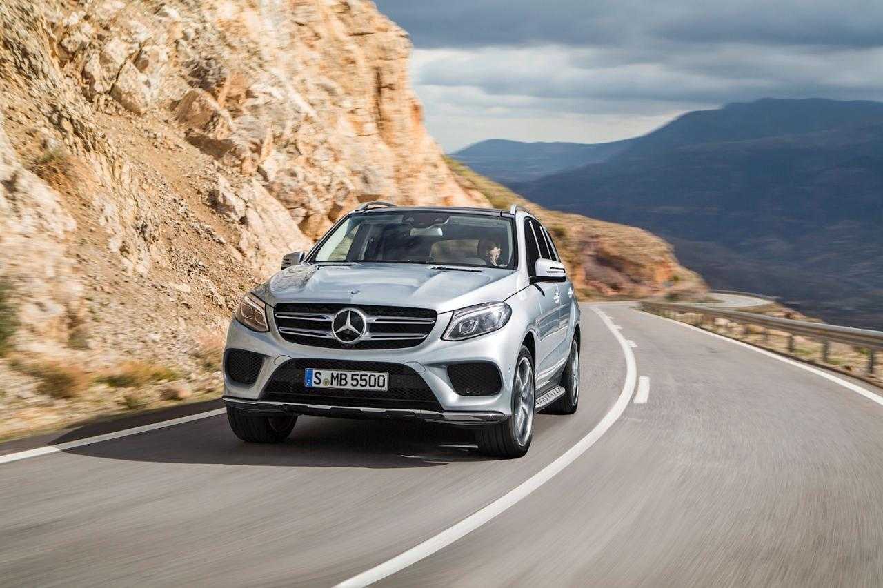 2016 mercedes benz gle class first drive for Pros and cons of owning a mercedes benz