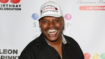 Former heavyweight champ Spinks hospitalized
