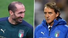 Italie - Comment Mancini a accidentellement laissé Chiellini sur le banc