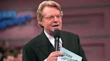 Jerry Springer Canceled? Talk Show's Future in Limbo as The CW Grabs Reruns