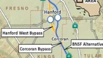 New high-speed rail route not welcome in Kings County