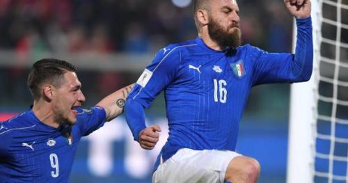 Foot - CM - Gr. G. - L'Italie s'accroche à l'Espagne pour la 1000e de Buffon dans les qualifications au Mondial 2018
