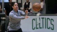 Kara Lawson writes heartfelt tribute to Celtics after landing Duke job