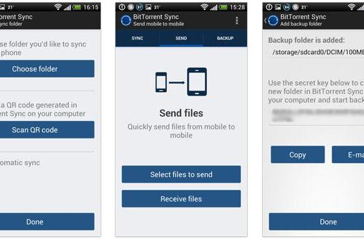 BitTorrent Sync Beta launches with Android app, file versioning