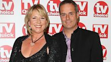 Fern Britton says her marriage with Phil Vickery 'fell apart'