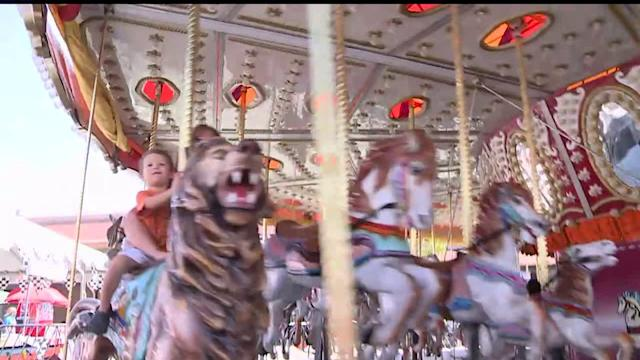 A Look At What`s New At The San Diego County Fair