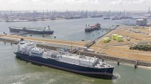 Snow Flurries in July Signal More Work for Europe's LNG Ports