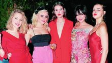 Flashbulb! From a Perrier-Jouët party to a Lulu Guinness debut