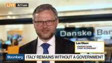 ECB Rate Hike 'Far Away Still,' Danske Bank's Olsen Says