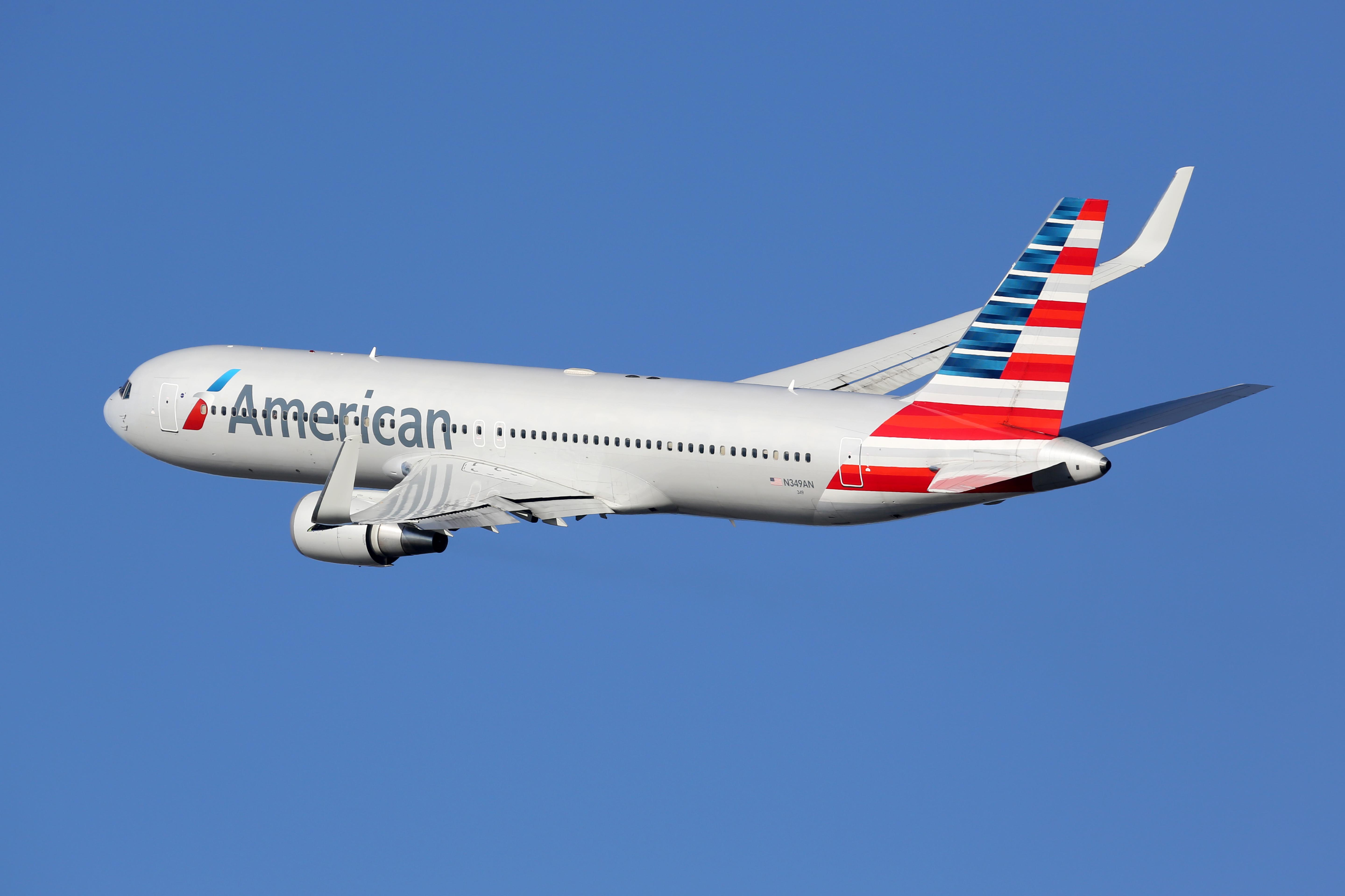 'American is most at risk' of coronavirus default among US airlines