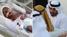 Crown Prince pays for hospital bills of stranded mum of quadruplets