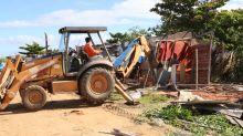 Guarda Municipal coloca 235 famílias na rua sem ordem judicial em Aracaju (SE)