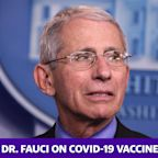 Dr. Anthony Fauci on getting COVID-19 vaccines by the end of 2020