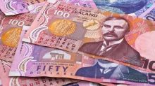 New Zealand dollar breaks down again on Thursday